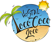 Hostel Loco Coco Loco Logo